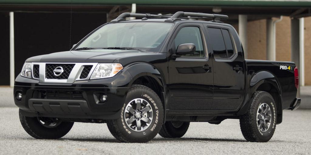 Nissan Frontier PRO-4X
