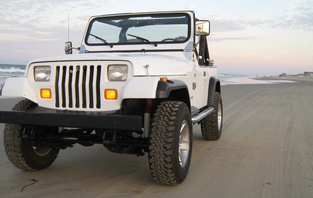 1987 to 1990 Jeep Wrangler YJ