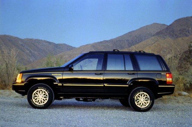 1993-1995 Jeep Grand Cherokee (ZJ)