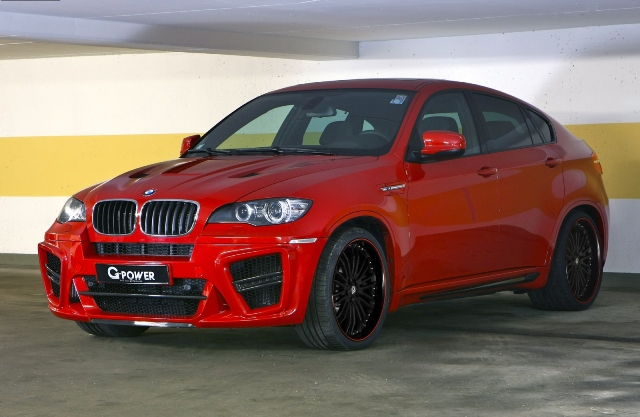 BMW X5 M G power Typhoon