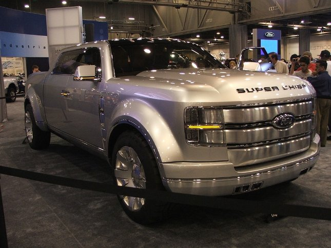 Ford F-250 SuperChief