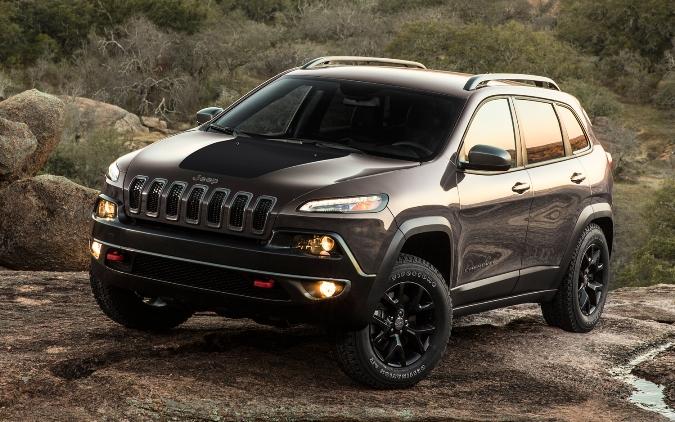 Jeep Cherokee Tailhawk 2014
