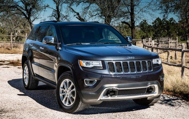 Jeep Grand Cherokee IV WK2