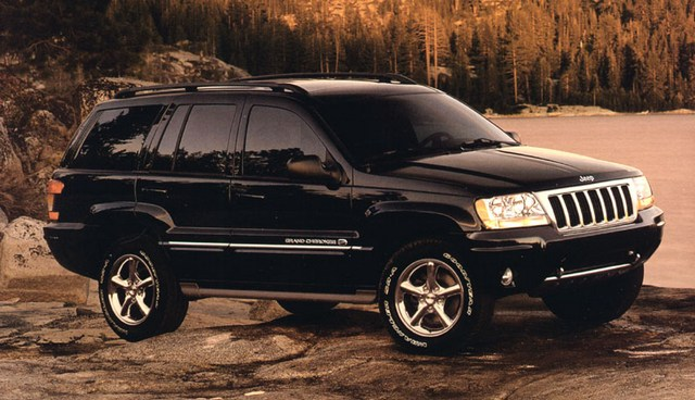 Jeep Grand Cherokee WJ 2003