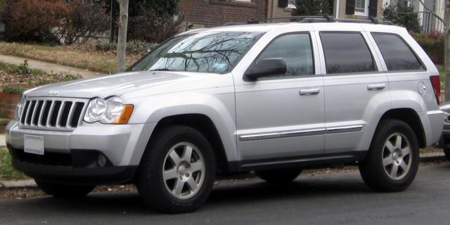 Jeep Grand Cherokee WK' 2008-2010