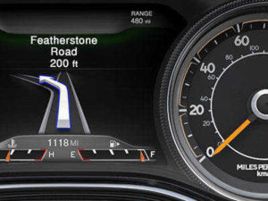Personalized Instrument Cluster