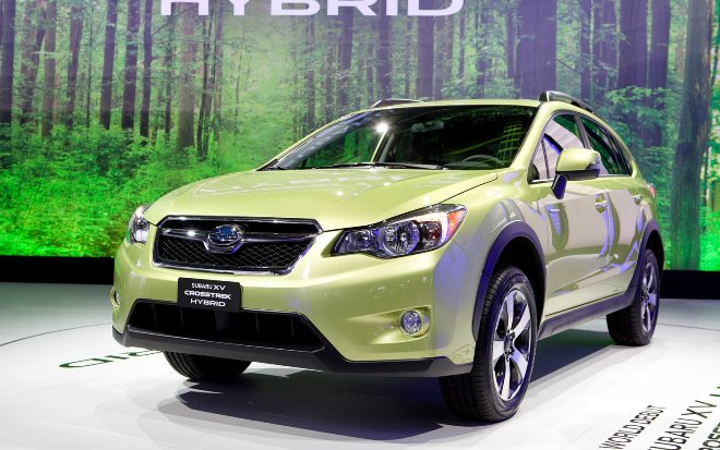 Subaru XV CrosstrekHybrid