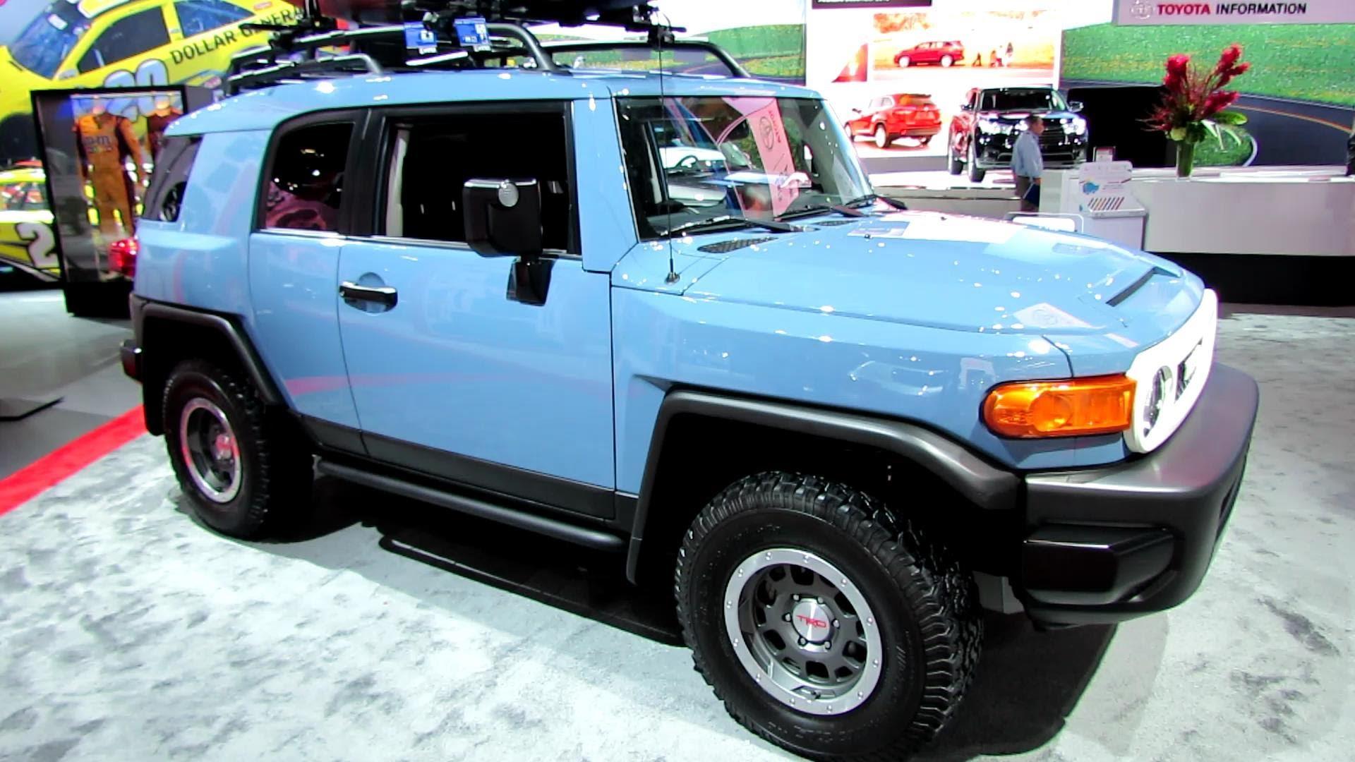 Toyota FG Cruiser Trail Teams Special Edition
