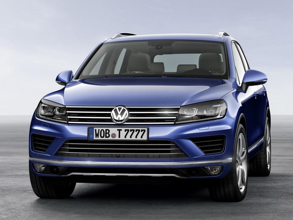 Volkswagen Touareg 4.2 FSI 4motion