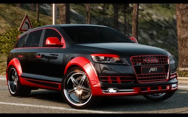 Audi Q7 4М