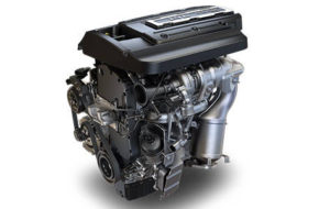1.4L Turbo Engine