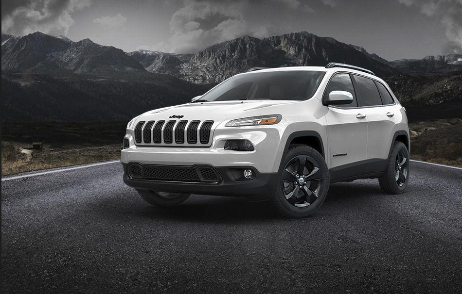 Jeep Cherokee Sport Altitude