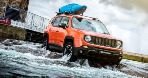 Jeep Renegade принял участие в «рафтинге» 3