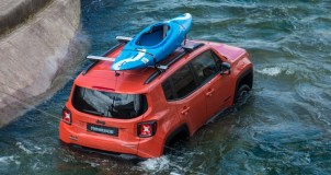 Jeep Renegade принял участие в «рафтинге» 4