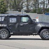 Jeep Wrangler Erlkoenig