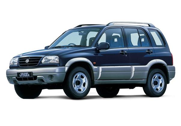 Suzuki Grand Vitara 7