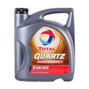 Total Qartz 9000