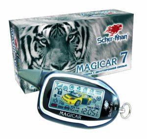 Magicar 7 (Scher-Khan)
