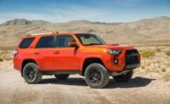 Toyota 4Runner: описание и модификации
