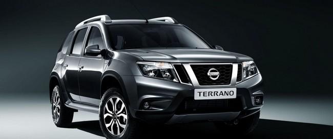 Nissan Terrano 2016