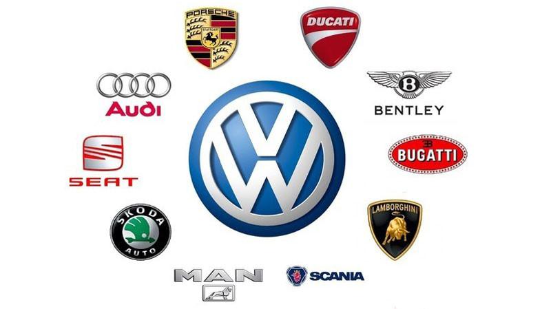 Немецкие марки машин