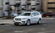 Volvo XC90: технические характеристики, модификации, фото