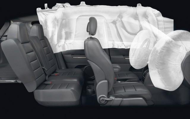 Безопасность jeep-patriot