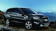 Chevrolet Captiva: технические характеристики, фото, габаритные размеры