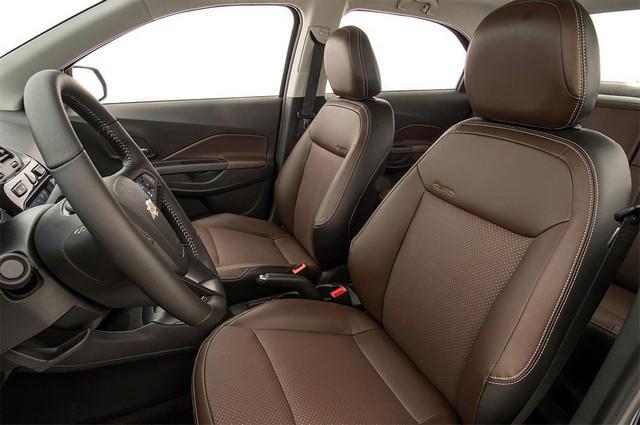 Chevrolet Captiva салон