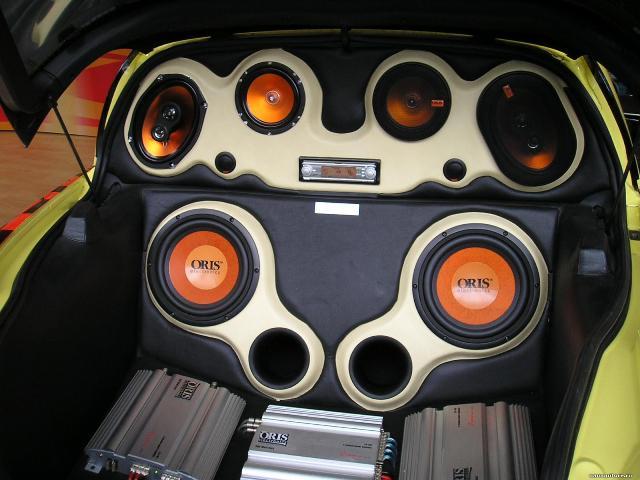 Как выбрать акустику для авто?