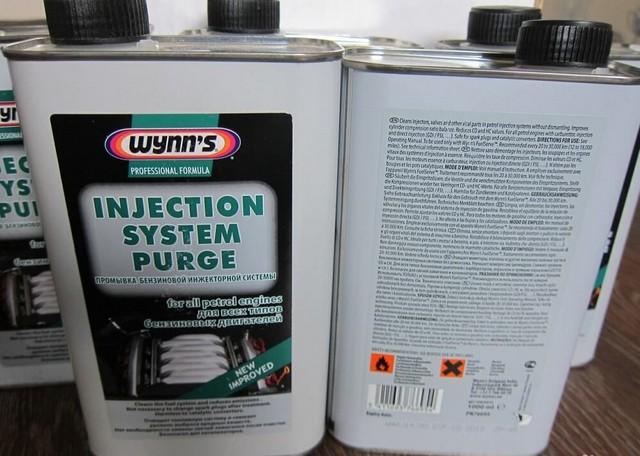 Жидкость для промывки wynns