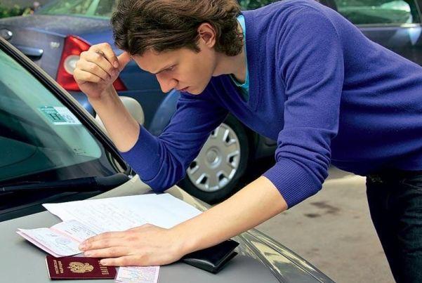 Генеральная доверенность на авто