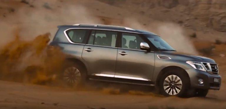 Nissan Patrol 2018 новый кузов, цены, комплектации, фото, видео