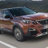 Фото: новый Peugeot 3008 GT Line 2018
