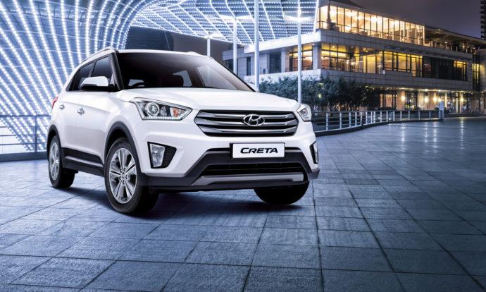 Фото: обновленный Hyundai Creta 2018