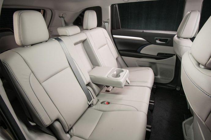 Новая Toyota Highlander