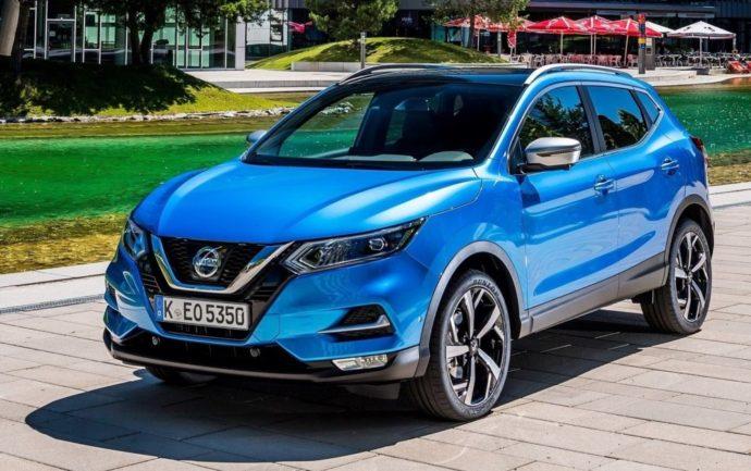 Фото: новый Nissan Qashqai 2019