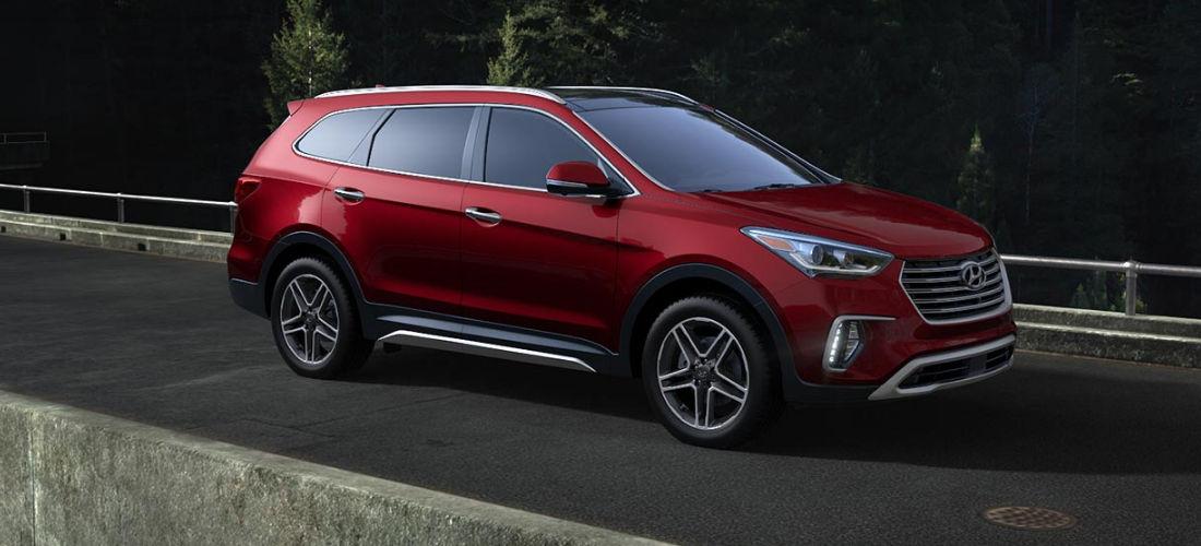 Hyundai Santa Fe года - фото и цена модели, комплектации