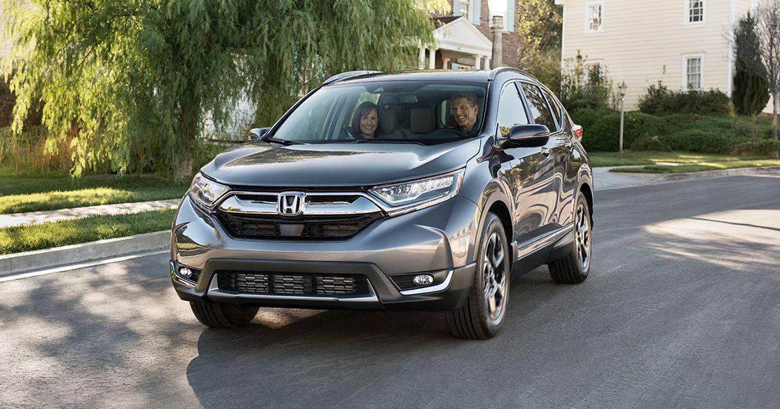 Honda CR-V новости и фото, технические