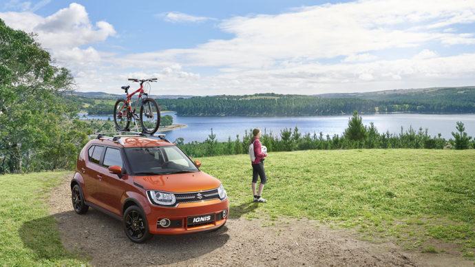 Фото: новый Suzuki Ignis 2019