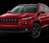 Jeep Cherokee High Altitude